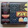 Billetera Pacman Pinball Videojuego Clasico