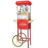 Gran Palomitas Del Norte 6097 Máquina 8 Oz Fundación Red St