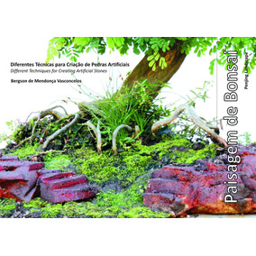 Bonsai (paisagem De Bonsai - Pedras Artificiais)