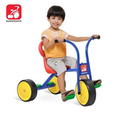 Triciclo Escolar 3 Roda Velotrol Pega Carona Motoca Infantil