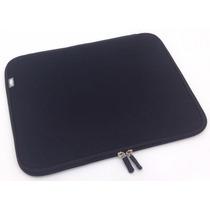 Capa Case P/notebook Até 15.6# Neoprene C/zíper Ks65-15