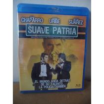 Suave Patria Blu Ray Movie Héctor Suárez Karla Souza