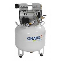 Compressor Odontológico Gnatus Bioqualyair 40l 1 Consultório