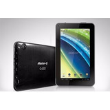 Tablet Master-g 7 Nuevas / Factura + Lapiz T + Envio Gratis