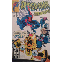 Spider-man 2099 # 4 Marvel Comics Idioma Ingles