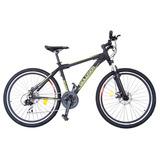 Bicicleta Goldsen Montaña Aluminio 21 Vel. Frenos De Disco