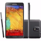 Aparelho Celular Samsung Galaxy Note 3 N9005 Preto Vitrine