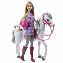 Barbie Y Su Caballo