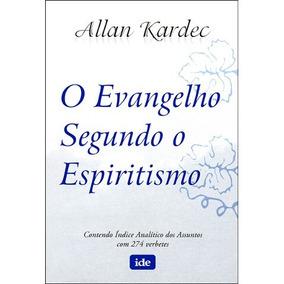 Livro Evangelho Segundo O Espiritismo Allan Kardec Normal