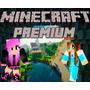 Minecraft Premium Original Pc Privada Segura Y Modificable