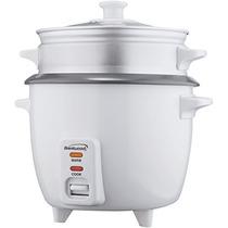 Brentwood Ts-480s Para Cocinar Arroz Con Vapor, 15-cup