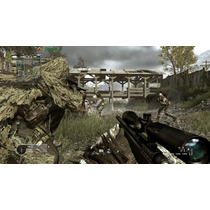Call Of Duty 4 Modern Warfare Mac Apple Video Juego Gamer