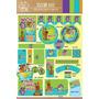 Kit Imprimible Personalizado Scooby Doo Deco Y Candy Bar !