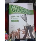 Champions-student´s Book/workbook-level 1- Ed. Oxford