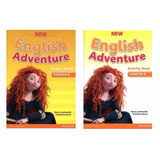 New English Adventure Starter B - Book + Activity