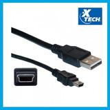 Cable Usb A Mini-usb 1.8m - Xtech Xtc317