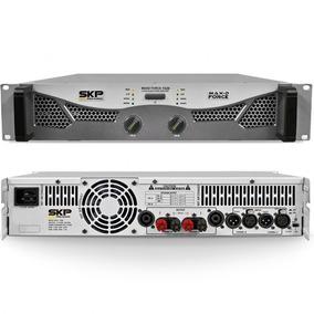 Amplificador De Potência Skp Digital 7200w Rms Max-d Force