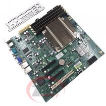 Placa Mãe Servidor Supermicro X8sil C/ Processador E Memoria