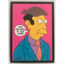Simpsons Skinner Tarjeta Disappering D1 Skybox 1994