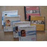 Musica Romantica Lote De 6 Cds Revista Luna Para Ti