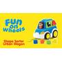 Fun On Wheels Tacos De Figuras En Camion De Luces Y Sonidos