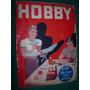 Revista Hobby 80 Albañileria Juguetes Carpinteria Modelismo