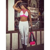 Calzas Super Hot (moda Fitness Premium) 36 Al 42