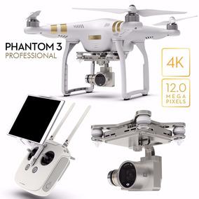 Drone Dji Phantom 3 Professional Pro 4k - Produto Disponível
