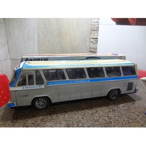 Antigo Ônibus De Latão Viação Cometa