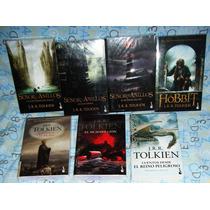 7 Libro El Señor De Los Anillos Silmarillion Hobbit Tolkien