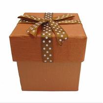 Caixa Presente De Papelão Cobre 10 Unidades Lembrancinhas