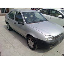 Ford Fiesta Ikon 2007 First Sedan