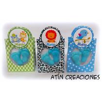 Souvenirs Nacimiento Baby Shower Bautismo Piecito Varón Nena