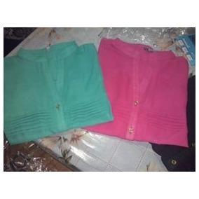Camisas De Gasa Mangas Largas Color Negro T L Al Xxl $ 440