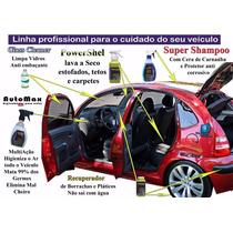 Kit Para Lava Jato Estetica Automotiva De Veiculos