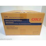 Toner Original Oki Mps 5501b /5502/4900