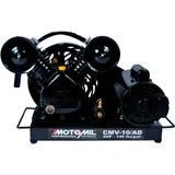 Compressor Ar Dir Poço Artesiano 2hp 10pés Trifasico Motomil