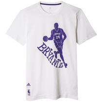 Playera Basquetbol Kobe Bryant Lakers Hombre Adidas Aa7759