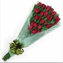 Ramo De 24 Rosas Flores Maxima Calidad