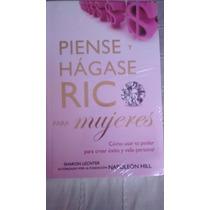 Piense Y Hagase Rico Para Mujeres / Sharon Lechter