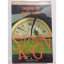 Livro Depois Da Meia-noite Stephen King