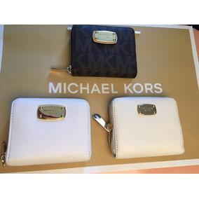 Billetera Michael Kors Original Nueva Pequeña Varios Modelos