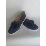 Calzado Femenino Zapato Deportivo Dama Jeans Envío Gratis