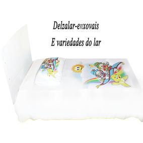 Colcha Infantil D Patati Patatá C/ Fronha