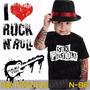 Camisetas Sex Pistols Infantil Preta Rock Roll Clássicos