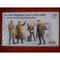 Soviet Afghan War 1979-1988, Esc. 1/35 Marca Icm