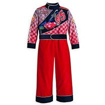 Disfraz Para Niño Disney Store Cars Rayo Mcqueen Vestuario