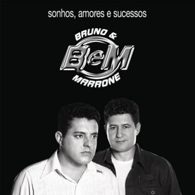 Bruno & Marrone - Sonhos, Amores... - 4 Cds + 2 Dvds