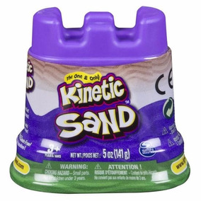 Kinetic Sand Arena Masa Set Repuesto 151g Original