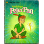 Peter Pan Little Golden Book Cuento En Ingles